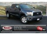 2013 Magnetic Gray Metallic Toyota Tundra CrewMax 4x4 #73347403
