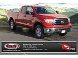 2013 Barcelona Red Metallic Toyota Tundra Double Cab 4x4 #73347400