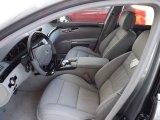 2013 Mercedes-Benz S 550 4Matic Sedan Ash/Grey Interior