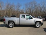 2013 Chevrolet Silverado 1500 Work Truck Extended Cab 4x4 Data, Info and Specs