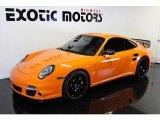 2007 Porsche 911 Orange