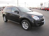 2011 Black Granite Metallic Chevrolet Equinox LT AWD #73347967