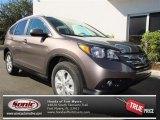 2013 Urban Titanium Metallic Honda CR-V EX-L #73347474
