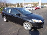 2013 Tuxedo Black Ford Focus SE Sedan #73347692
