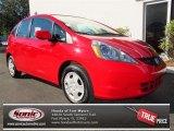 2013 Milano Red Honda Fit  #73347472