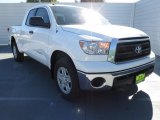2013 Super White Toyota Tundra Double Cab #73347835
