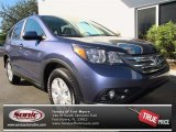 2012 Twilight Blue Metallic Honda CR-V EX #73347467