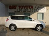 2012 Blizzard White Pearl Toyota RAV4 Limited 4WD #73347589