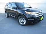 2013 Tuxedo Black Metallic Ford Explorer XLT #73347824