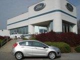 2013 Ingot Silver Ford Fiesta SE Hatchback #73347565