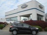 2013 Tuxedo Black Metallic Ford Escape SEL 1.6L EcoBoost 4WD #73347559