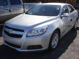 2013 Silver Ice Metallic Chevrolet Malibu LT #73347431