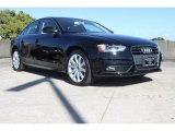2013 Brilliant Black Audi A4 2.0T Sedan #73348139