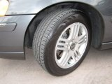 Volvo V70 2006 Wheels and Tires