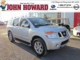 2012 Brilliant Silver Nissan Armada Platinum 4WD #73408589