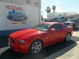 2013 Race Red Ford Mustang GT Premium Coupe #73408428