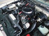 Oldsmobile Cutlass Supreme Engines