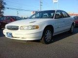 1999 Bright White Diamond Buick Century Custom #73408666