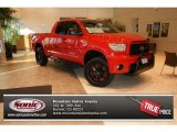 2013 Radiant Red Toyota Tundra SR5 TRD Double Cab 4x4 #73408361