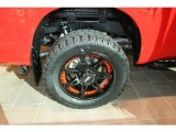 2013 Toyota Tundra SR5 TRD Double Cab 4x4 Wheel