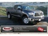 2013 Magnetic Gray Metallic Toyota Tundra Double Cab 4x4 #73408358