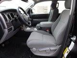 2013 Toyota Tundra TSS CrewMax 4x4 Graphite Interior