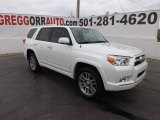 2013 Blizzard White Pearl Toyota 4Runner Limited 4x4 #73408548