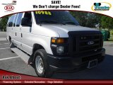 2008 Silver Metallic Ford E Series Van E250 Super Duty Commericial Extended #73408646