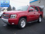 2013 Crystal Red Tintcoat Chevrolet Tahoe LT 4x4 #73408401
