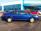 2007 Laser Blue Metallic Chevrolet Cobalt LS Coupe #73408394