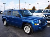 2010 Jeep Patriot Deep Water Blue Pearl