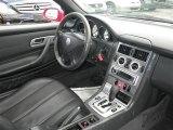 2002 Mercedes-Benz SLK Interiors