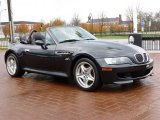 1999 BMW M Cosmos Black Metallic