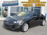 2013 Black Noir Pearl Hyundai Genesis Coupe 2.0T #73440369