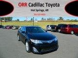 2012 Attitude Black Metallic Toyota Camry Hybrid XLE #73440744