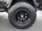 1992 Jeep Wrangler S 4x4 Custom Wheels