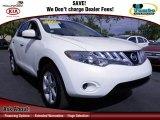 2009 Glacier Pearl Nissan Murano S #73440930
