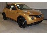 2013 Atomic Gold Nissan Juke SL #73440040
