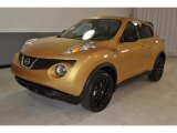 Nissan Juke Colors