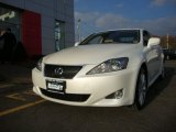 2008 Starfire White Pearl Lexus IS 250 AWD #73440722