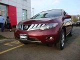 2009 Merlot Metallic Nissan Murano SL AWD #73440721