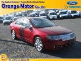 2008 Vivid Red Metallic Lincoln MKZ Sedan #73440632