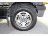 Isuzu Rodeo 1996 Wheels and Tires