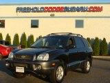 2003 Black Obsidian Hyundai Santa Fe LX #73440989