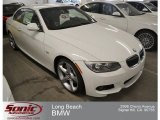 2013 Alpine White BMW 3 Series 335i Convertible #73440679