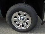 2013 Chevrolet Silverado 1500 LS Crew Cab Wheel