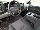 2013 Chevrolet Silverado 1500 LS Crew Cab Dark Titanium Interior