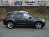 2013 Tungsten Metallic Chevrolet Equinox LT AWD #73440595