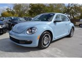 2013 Denim Blue Volkswagen Beetle 2.5L #73440785