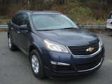 2013 Chevrolet Traverse LS Data, Info and Specs
